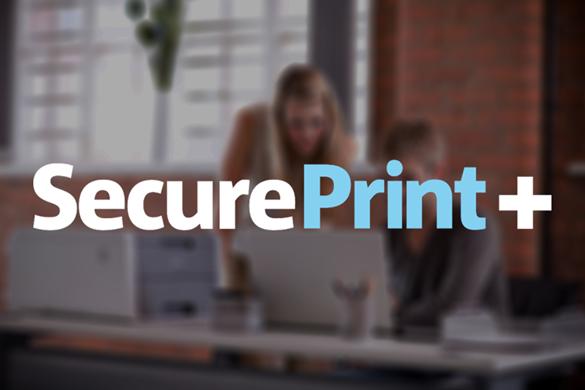 שפר את אבטחת ההדפסה