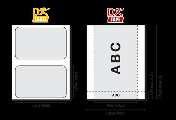 dk-labels-tapes