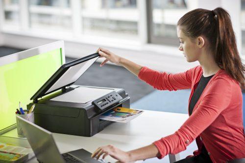 מדפסת מומלצת למשרד
