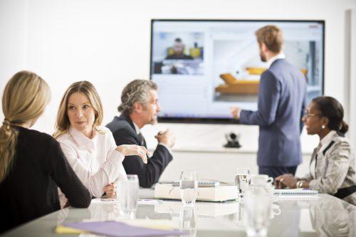 משרד העתיד - ישיבת צוות עובדים