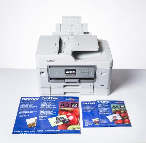 נייר למדפסת ברודר
